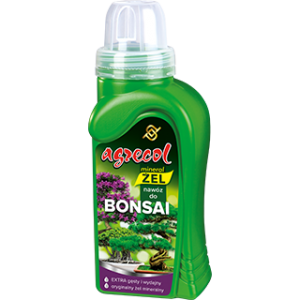 NAWÓZ DO BONSAI MINERAL ŻEL 250 ml