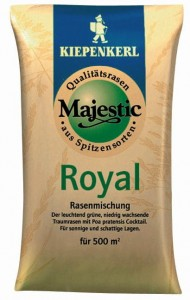 MAJESTIC ROYAL (POA SUPINA) 10 kg / 500 m2