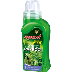 NAWÓZ DO PAPROCI MINERAL ŻEL 500 ml